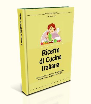 scarica il mio libro di ricette in pdf - Ricette Di Cucina Gratis