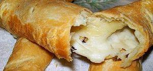 Ricette sfiziose salate: Pangrissini ripieni con prosciutto cotto e formaggio