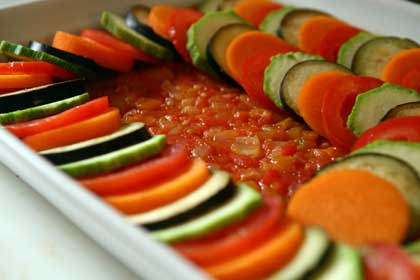 Ratatouille del film &quot;Ratatouille&quot;