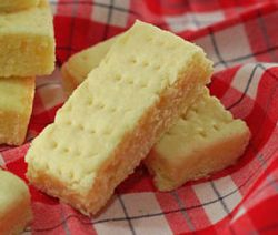 Ricette tipiche: Shortbread (biscotti di pane friabile)