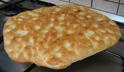 Ricette pizze e focacce: Focaccia facile